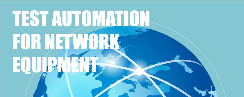 testautomation4network