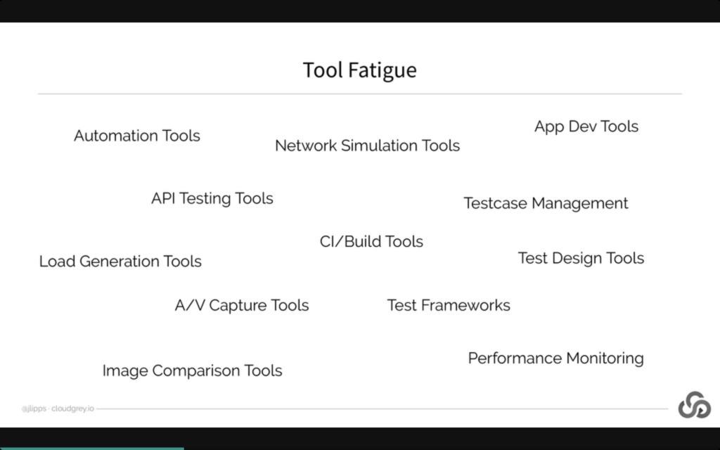 Tool Fatigue