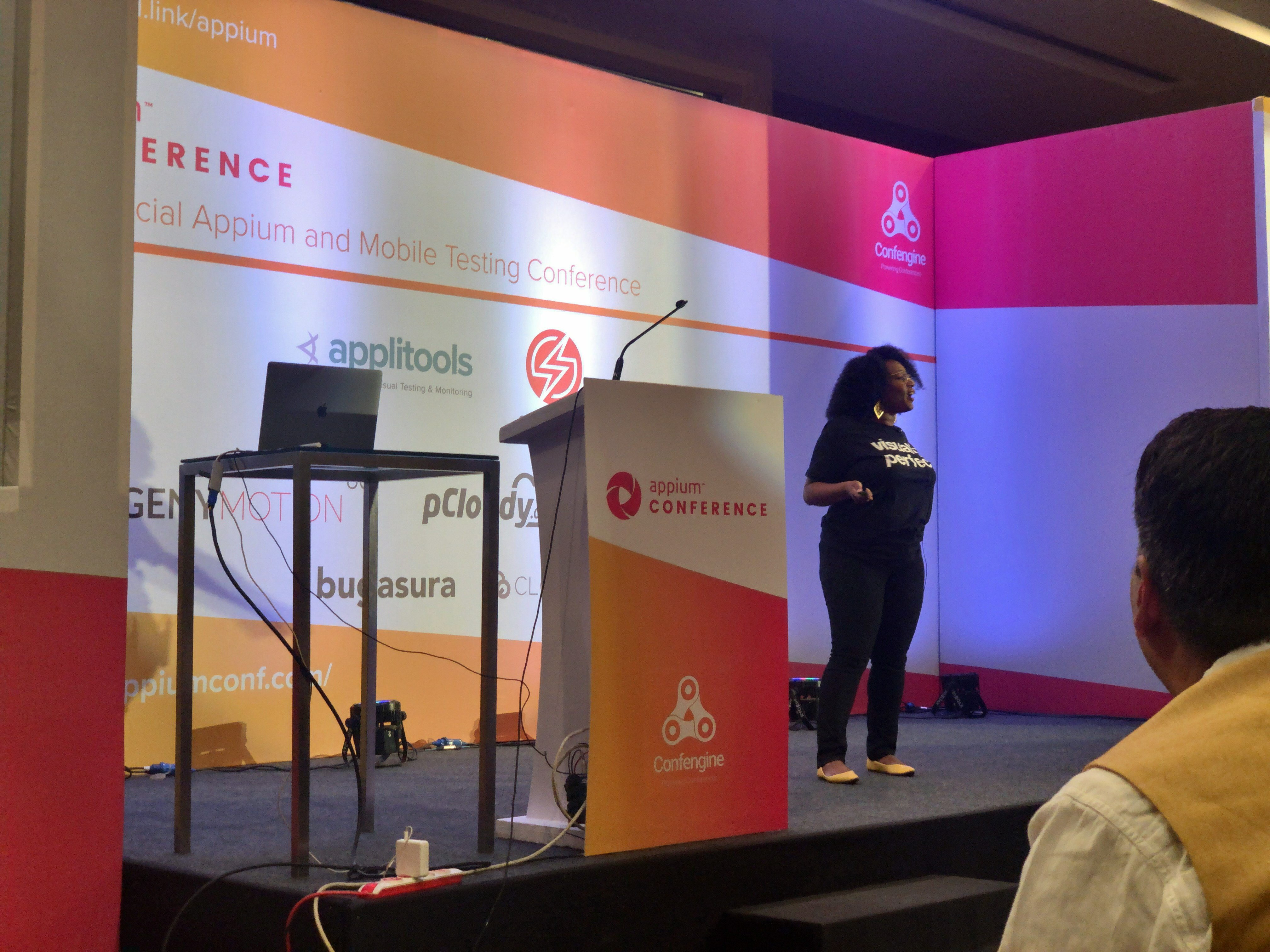 A Recap of Appium Conference 2019 in India (Part 2): Visual